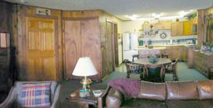 glen lodge suite